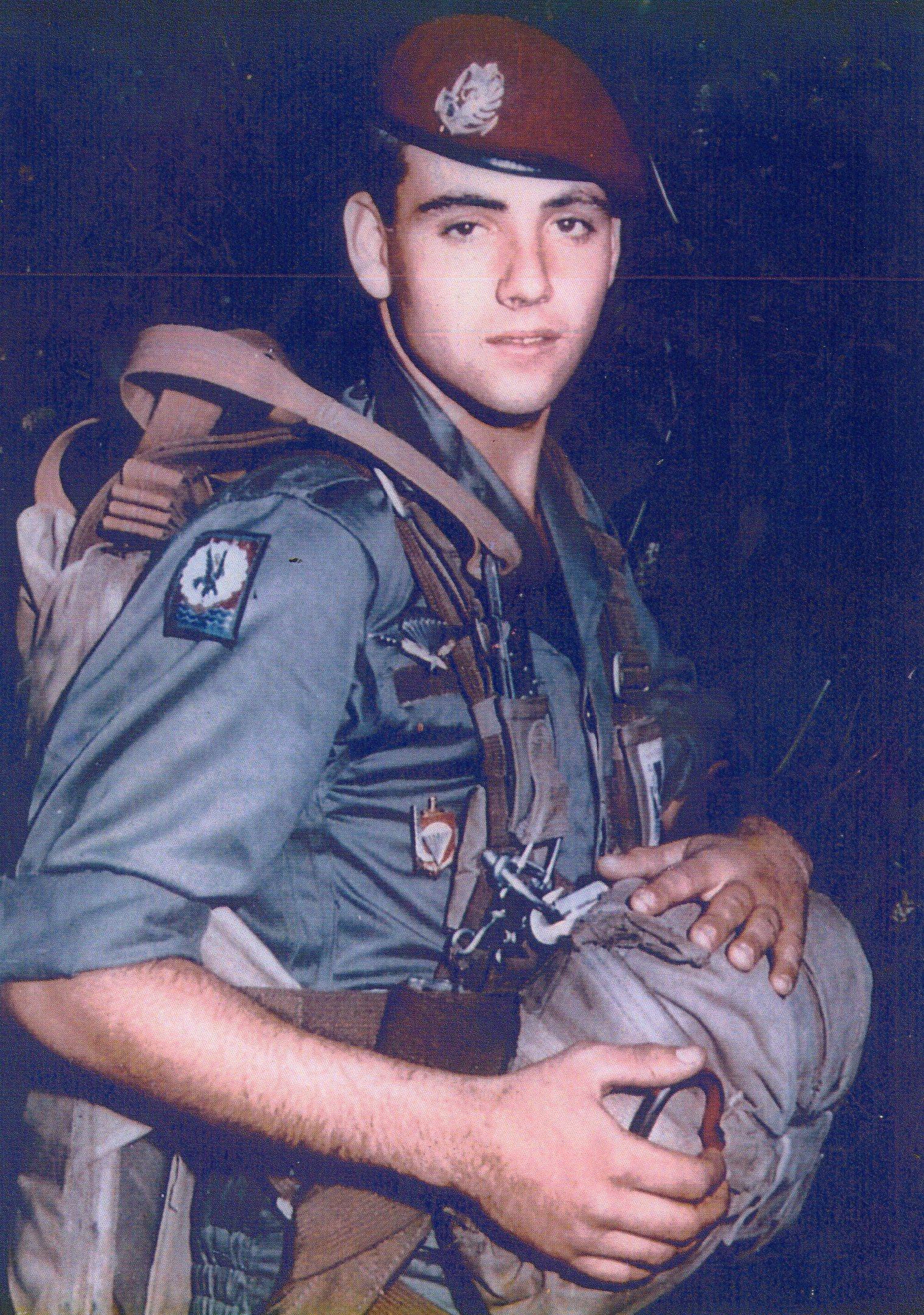 01/05/1980 - 1ere Classe Patrick, Thomas ALEMAN (19 ans) - 3eme RPIMa