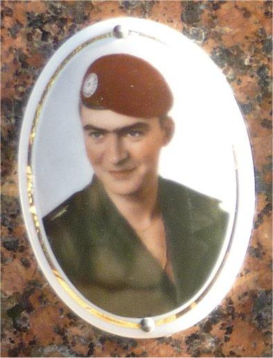 23/10/83 Chasseur Parachutiste Romuald GUILLEMET (1er RCP)