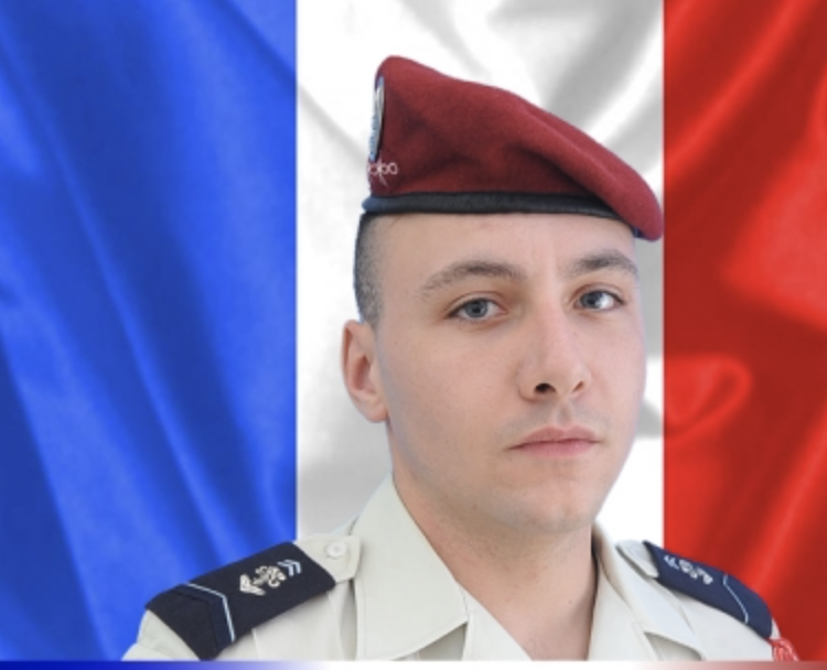 05/09/2020 : 1ere Classe Arnaud VOLPE (24 ans) 1er RCP