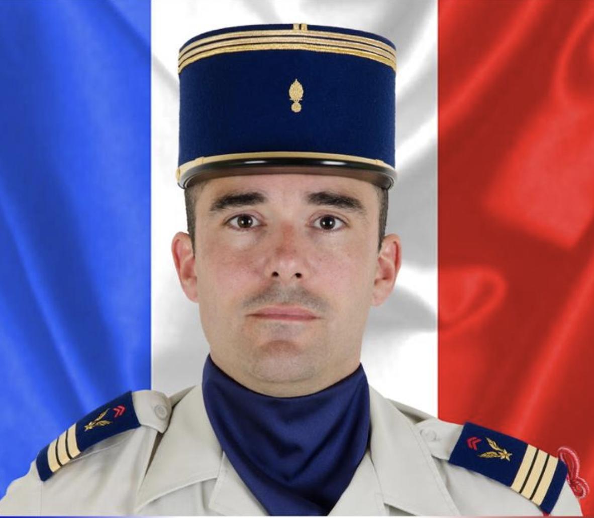 25/11/2019 : Cne Nicolas MÉGARD  (35 ans, 3 enfants) 5RHC