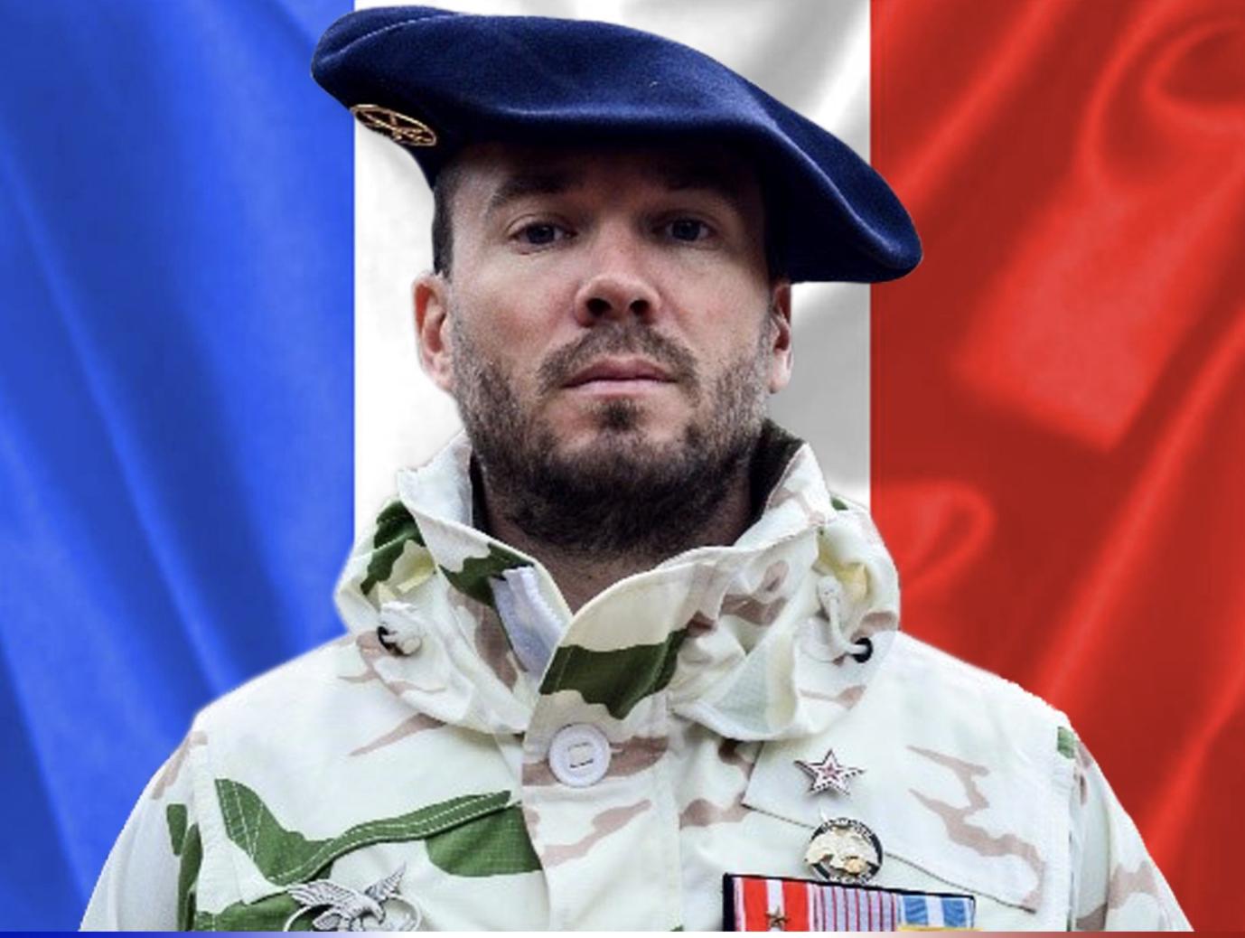 25/11/2019 : MDL-CH Jérémy LEUSIE ( 33 ans) 93eme RAM