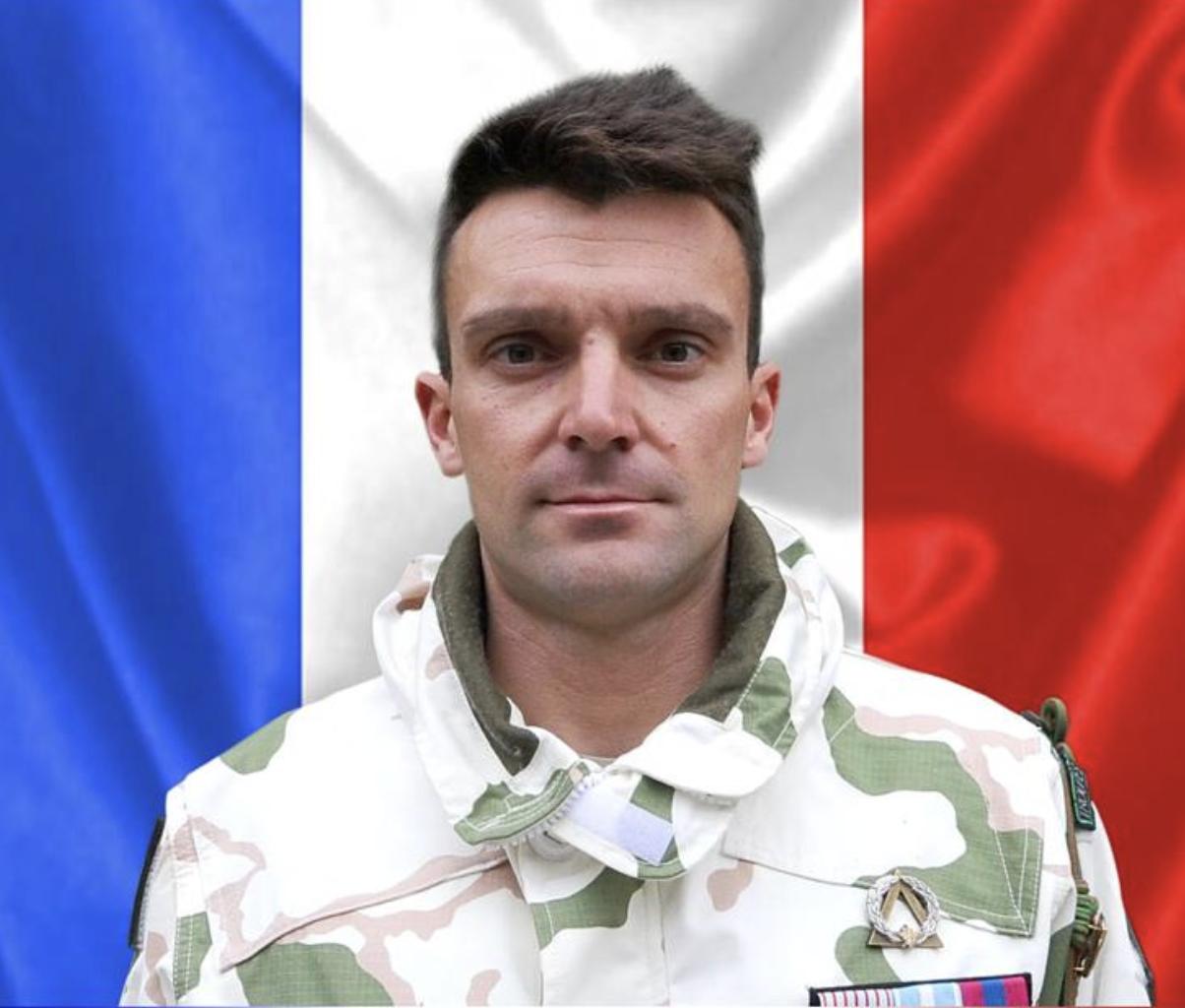 25/11/2019 : MDL -CH Alexandre PROTIN  (33 ans) 4eme RCh