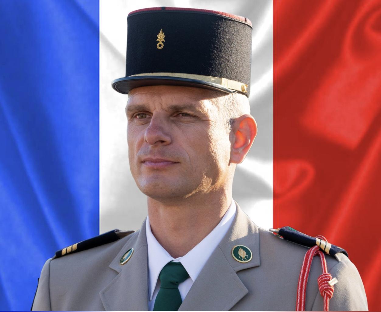 25/11/2019 : Sergent-Chef Andreï JOUK (43 ans , 4 enfants) 2eme REG