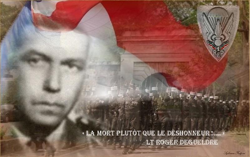 N'oublions jamais : il y a cinquante deux ans le Lieutenant Roger DEGUELDRE était assassiné sur ordre du Pouvoir !