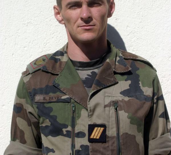 18/08/08 Sergent-chef Sébastien DEVEZ (29 ans, 2 enfants) 8éme RPIMa