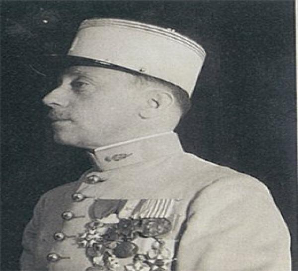 06/07/48 Commandant René LABARRIERE (47 ans) ONUST Haifa