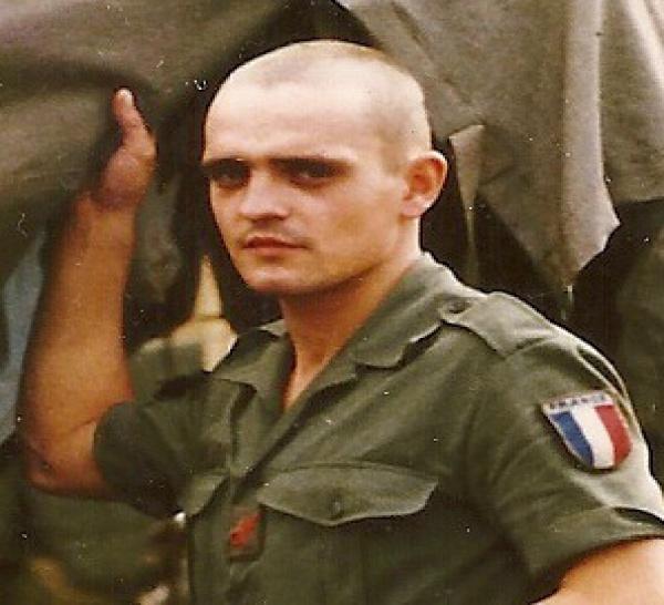 27/01/84 Caporal régis HERBIN (7ème RPCS)
