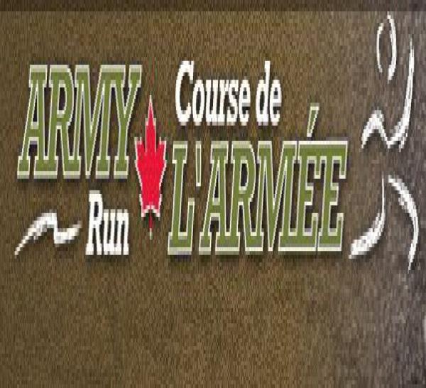 20 septembre 2009 : Le Canada organise la course de l'armée !