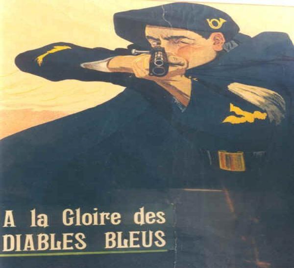 Groupement tactique interarmes français en Kapisa : les diables bleus à l'honneur