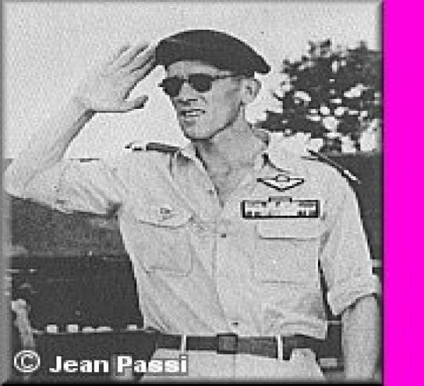 Le Colonel Jean SASSI, un des derniers Jedburgh s'en est allé