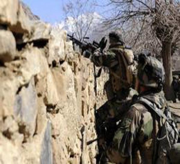 06/02/09 - Afghanistan : reconnaissance et accrochage en vallée d'Alasaï (vidéo)
