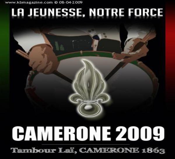 30 avril 2009 : Anniversaire de Camerone, fête de la Légion Etrangère