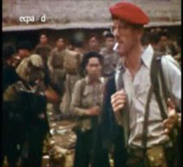 FILM : Le Colonel Sassi chez les Méos, (film couleurs 1954)