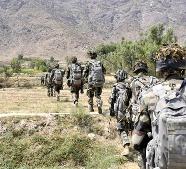 4 soldats français trouvent une mort accidentelle en Afghanistan.