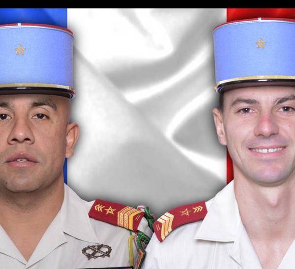 Décès de deux soldats français au Mali