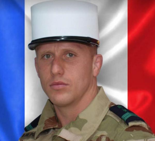 Décès accidentel d'un légionnaire en Irak