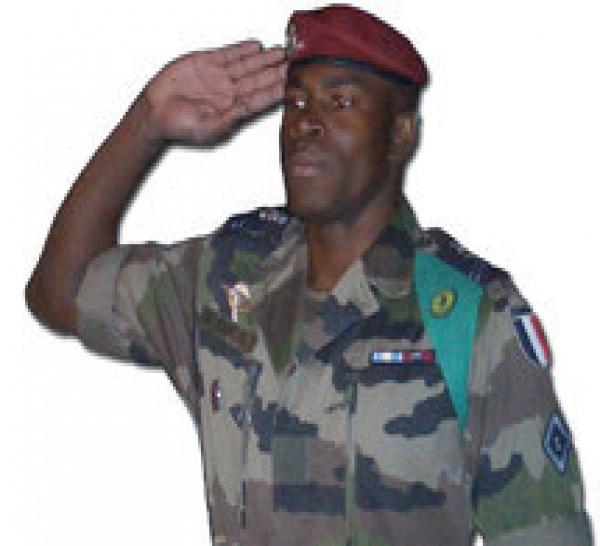 18/06/2010 - Brigadier Steeve COCOL  (29 ans) 1er RHP