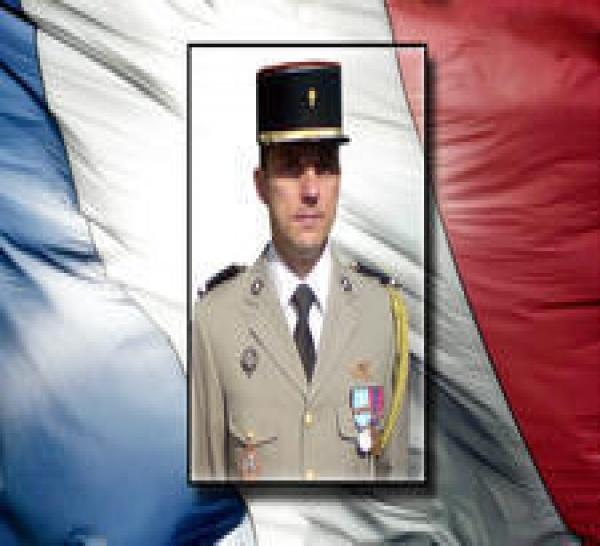 30/08/2010 - Adjudant Hervé ENAUX (35 ans, 1 enfant) - 35ème RI