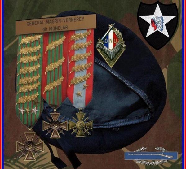 Le bataillon Français de l'ONU en Corée