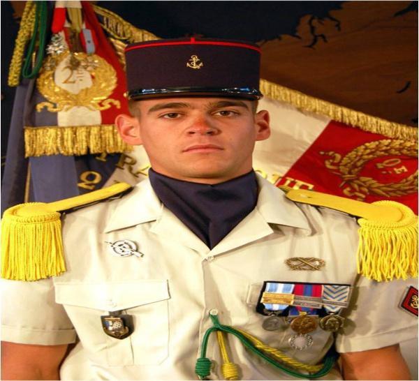 20/04/2011 Caporal Alexandre RIVIERE 23 ans 1 enfant (2eme RIMa)