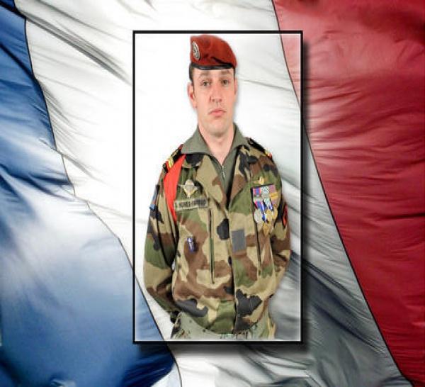 HONNEUR au Caporal-chef NUNES-PATEGO - 59e SOLDAT de FRANCE qui vient de tomber au combat, en AFGHA !