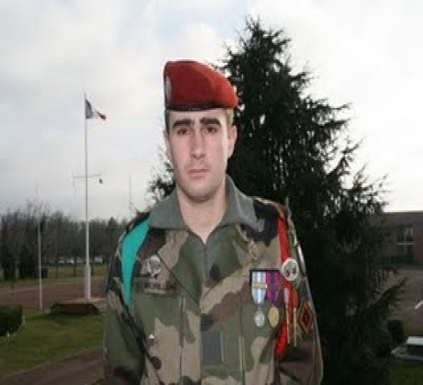 18/06/11 - 1ere classe Florian MORILLON 21 ans (1er RCP)