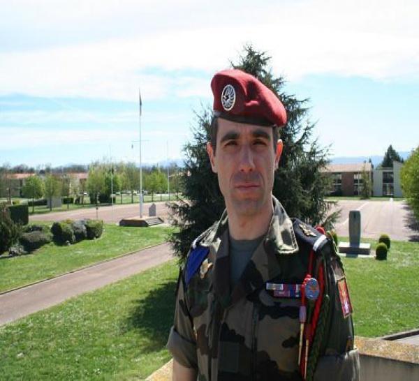13/07/2011 Adjudant  laurent MARSOL (34 ans) 1er RCP