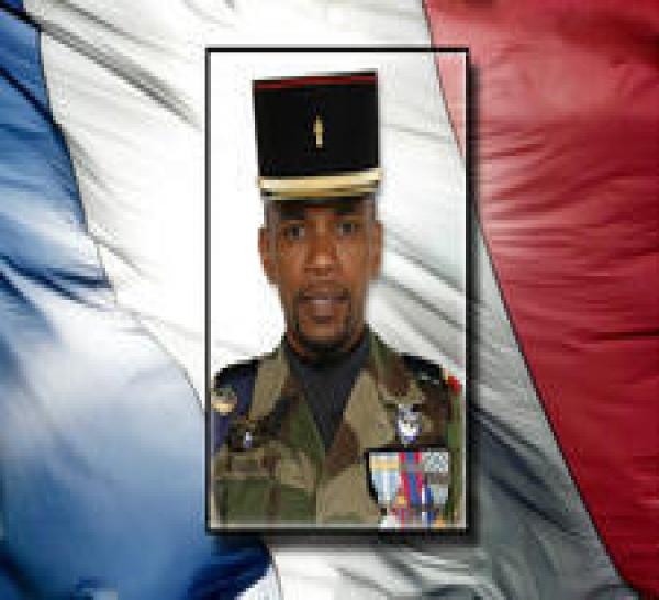 HONNEUR au Caporal-chef  Facrou Housseini Ali Mort pour la France en Afgha