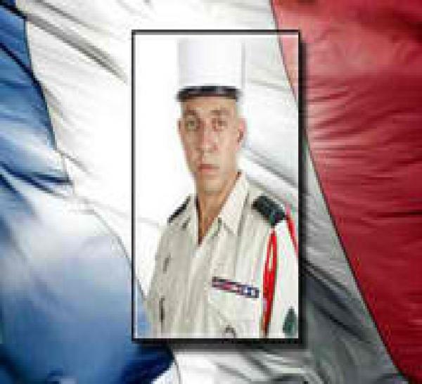 07/08/2011 - Légionnaire de 1ère classe Gerardus JANSE (  ans) 2eme REP