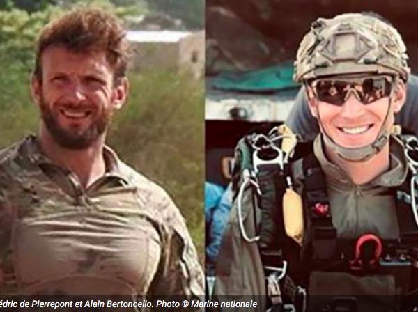 Opération de libération d'otages : La France perds deux Commandos Marine