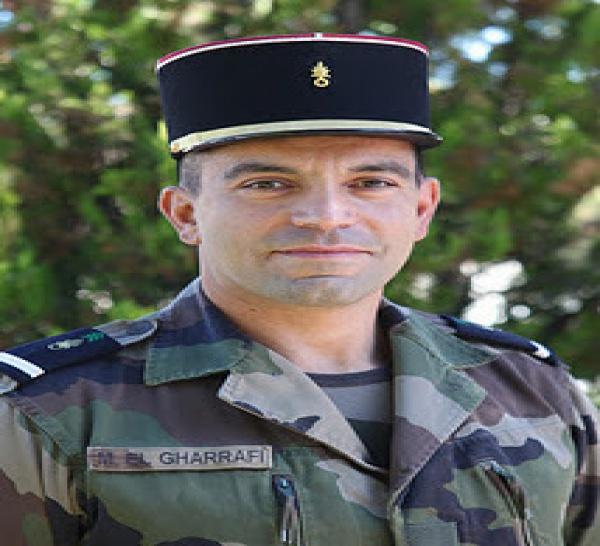 29/12/2011 - Adjudant-Chef Mohammed El Gharrafi (39 ans, 4 enfants) 2eme REG