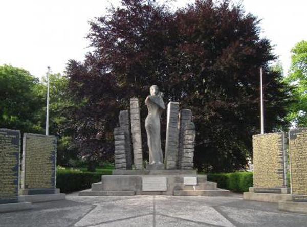 Profanation d'un monument aux morts à Besançon